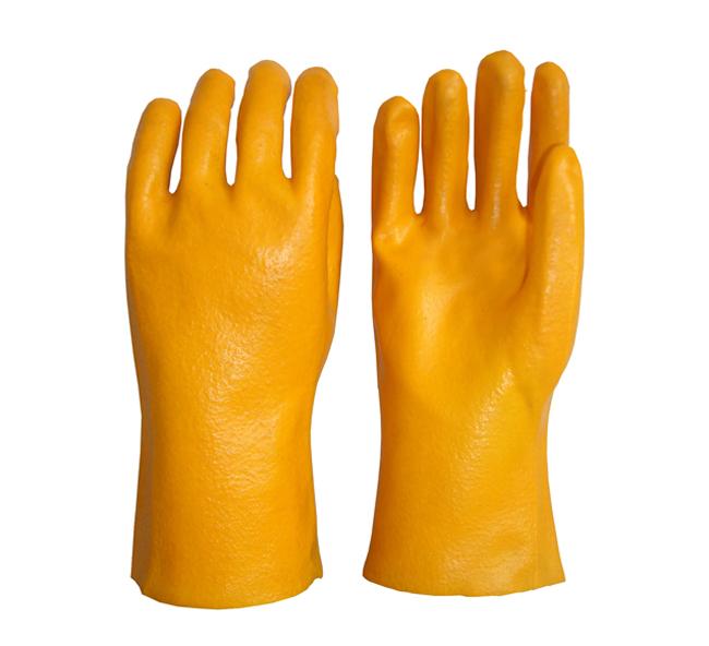 粗面PVC手套