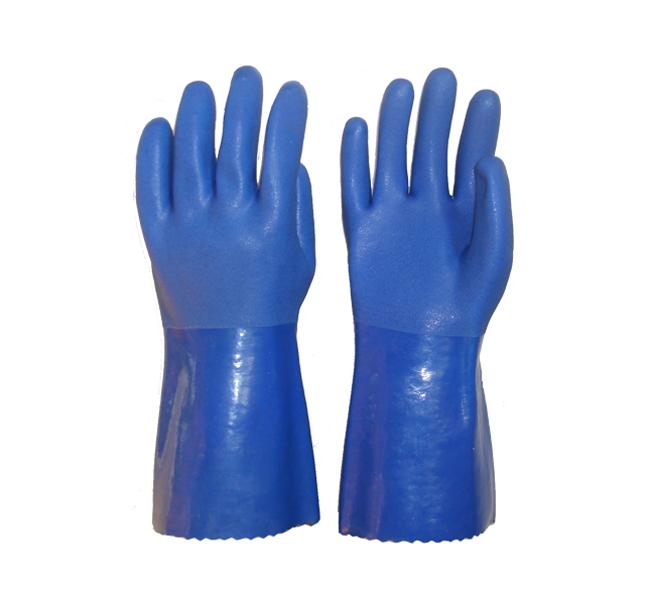 防化学PVC手套