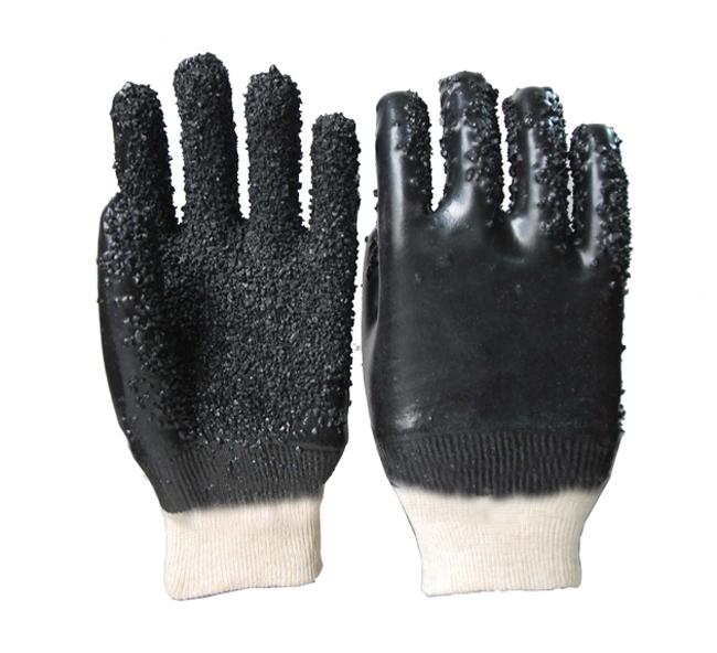 黑色止滑手套