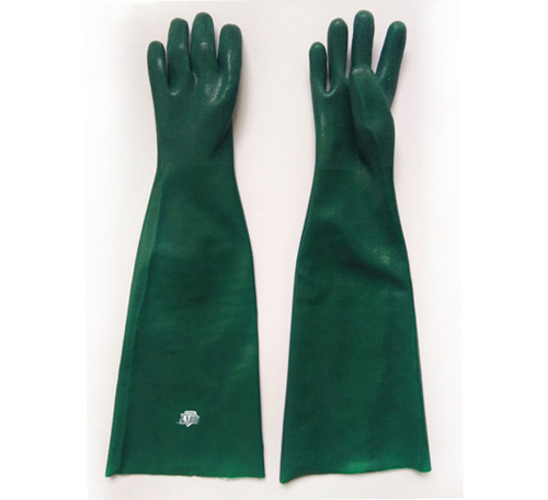 长款胶皮手套