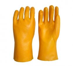 广东粗面PVC手套