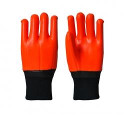PVC荧光手套