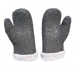 羊羔绒内套手套
