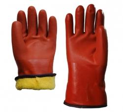 广东开司米拉毛保暖手套