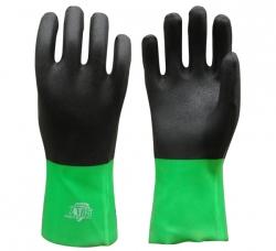 广东PVC双色浸胶手套