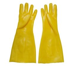 长浸塑手套