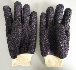 黑色防滑手套